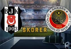 Beşiktaş-Gençlerbirliği maçı ne zaman saat kaçta hangi kanalda Süper Ligde 17. hafta açılış maçı