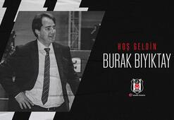 Beşiktaş, Burak Bıyıktayı resmen açıkladı