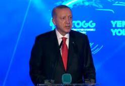 Cumhurbaşkanı Erdoğan yerli otomobili tanıtıyor