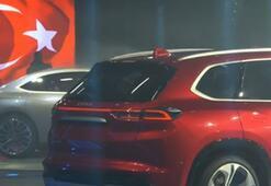 Türkiyenin yerli otomobilinden ilk görüntüler geldi