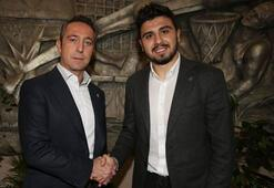 Ozan Tufandan Fenerbahçeye 3+1 yıllık imza İşte serbest kalma bedeli...