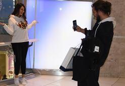 Hakan Hatipoğlu eşinin fotoğraflarını çekti