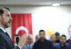 Bakan Albayrak: Türkiye, inandığı zaman neleri yapabileceğini ortaya koydu