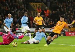 Son dakika- Wolves-Manchester City: 3-2