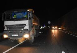 Bilecik-Eskişehir yolunda otobüs kazası Yaralılar var