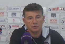 "Giray Bulak: ""3 pozisyon verdik 2'si gol oldu"""