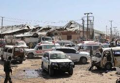 Somalide bombalı saldırı Ölenler arasında Türkler de var