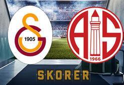 Galatasaray - Antalyaspor maçı ne zaman Galatasaray maçı saat kaçta hangi kanalda