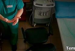 Hastanenin deposunda cinsel ilişki... Gizli kamerayla kaydedilmiş
