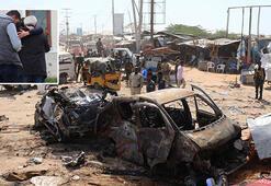 Son dakika...Somalide bombalı saldırı Ölenler arasında Türkler de var