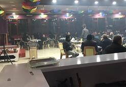 Bu nasıl düğün salonu 102 kişi gözaltına alındı