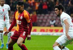 Galatasaray Antalyaspor: 5-0