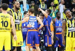 Son dakika- EuroLeague, Fenerbahçe Beko aleyhine hata yapıldığını açıkladı