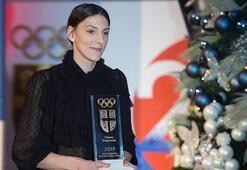Boskovic Sırbistanda üst üste ikinci kez yılın kadın sporcusu seçildi
