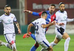 Menemensporun 10 maçlık yenilmezlik serisi sona erdi