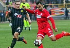 Boluspor - Eskişehirspor: 1-1