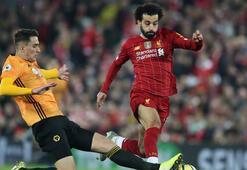 Son dakika -  Liverpool -Wolves: 1-0