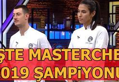 MasterChef Türkiyeyi kim kazandı 2019 MasterChef Türkiye şampiyonu ve birincisi Alican mı Cemre mi