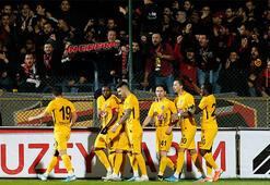 Eskişehirsporda yabancılar gol dedi