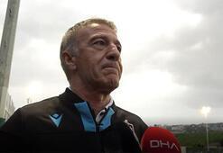 Ahmet Ağaoğlu: Ünal hoca ayrılığı kafasına koymuştu