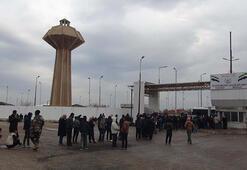 Tel Abyad'a huzur geldi, sokaklar canlandı