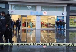 Bankayı soyup bomba bıraktı Müşteriler ve çalışanlar kurtarılmayı bekliyor