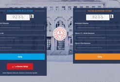 e-okul öğrenci girişi | E Okul VBS giriş ekranı (Devamsızlık, yazılı sözlü sonuçları, ders programı)
