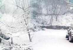 Ege'de kar alarmı