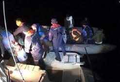 Didim ve Bodrumda göçmenler yakalandı