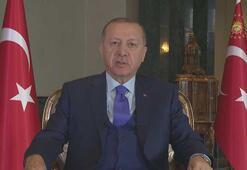 Son dakika... Cumhurbaşkanı Erdoğandan yeni yıl mesajı