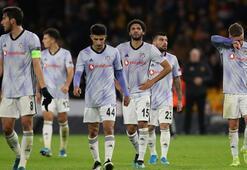 Beşiktaş, 2019da umduğunu bulamadı