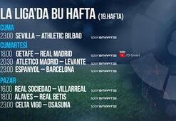 La Liga'da 2020'nin ilk haftasında 7 canlı karşılaşma D-Smart ve D-Smart Go'da