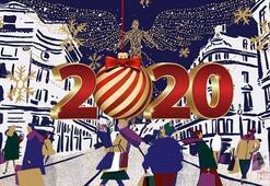 Yeni yıl mesajları ❤️ (Yılbaşı mesajları 2020) - Kısa, uzun ve en etkileyici mutlu yıllar sözleri - Hoşgeldin 2020 dilekleriniz için en anlamlı tebrik mesajları Milliyette