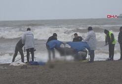 Sakaryada sahilde erkek cesedi bulundu