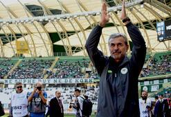 SON DAKİKA: Konyaspor, Kocamanla devam dedi
