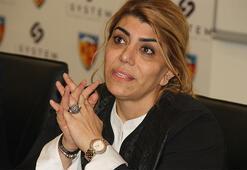 Berna Gözbaşı: Transfer görüşmelerine başladık