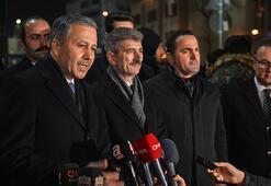 Vali Yerlikaya Taksimde Önlemleri yerinde inceledi