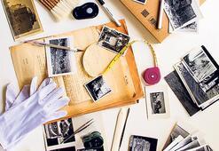 SALT Galata'da arşivciliğin incelikleri