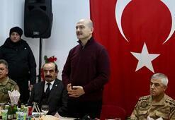 Cumhurbaşkanı Erdoğan, Hakkarideki askerlerin yeni yılını kutladı