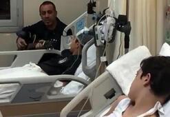 Haluk Levent hastane konseriyle gönülleri fethetti
