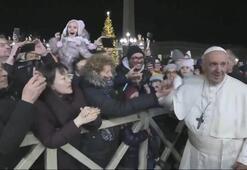 Papa, kadının yaptığı şeye çok sinirlendi Şoke oldu