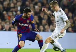La Ligada Barcelona ve Real Madridin üstünlüğü kırılamıyor