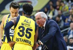 Fenerbahçe Beko, THY Avrupa Liginde Olympiakosa konuk olacak