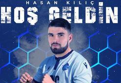 Adana Demirspor, Hasan Kılıçı transfer etti