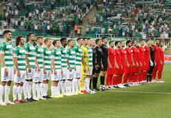 Bursaspor ligin ilk yarısında tüm oyuncularını oynattı