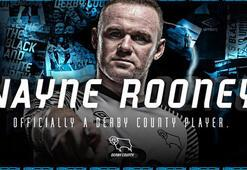 Rooney, Derby Countyye transfer oldu