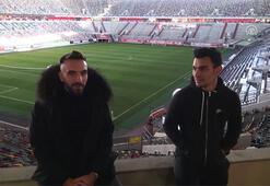 Kaan Ayhan ve Kenan Karaman EURO 2020den umutlu