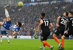 Brighton Hove-Chelsea: 1-1