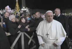 Papa Francis özür diledi