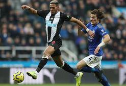 Çağlar oynadı, Leicester rahat kazandı: 0-3
